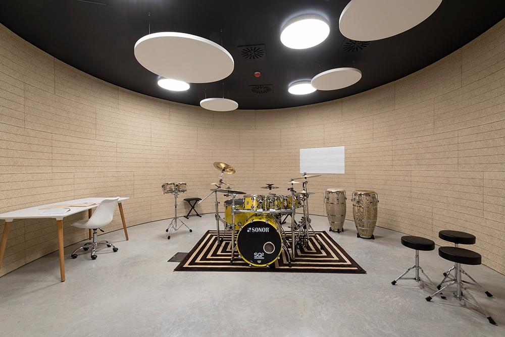casa della musica sala interna
