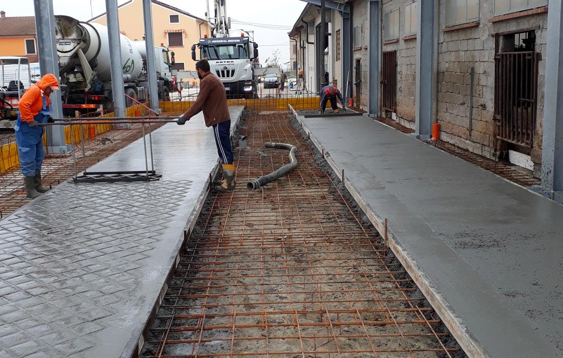 work in progress fondamenta zootecnica