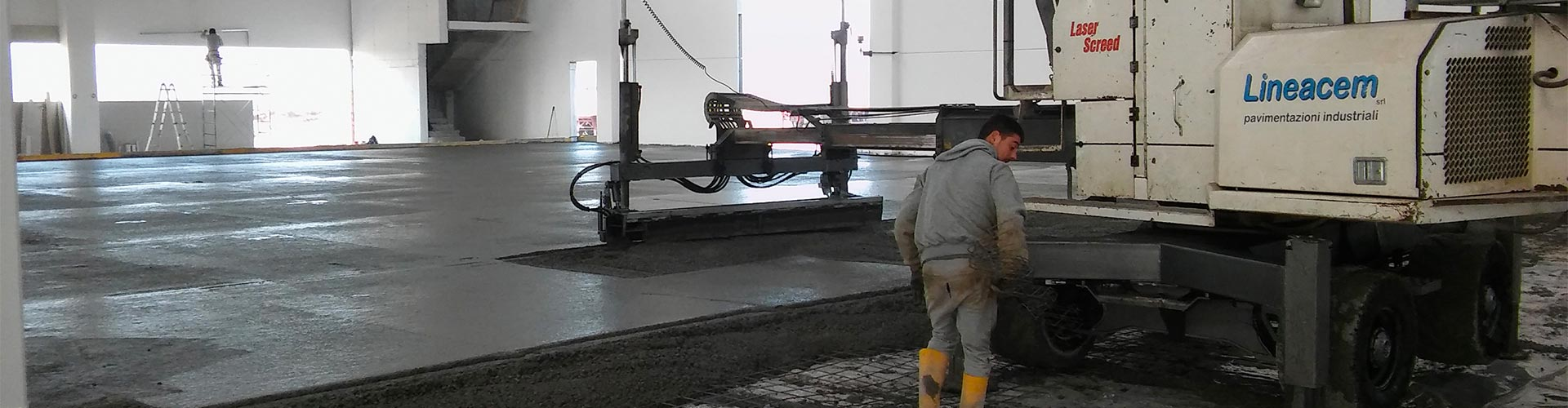 laser screed lineacem