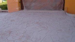 pavimentazioni architettoniche stampato